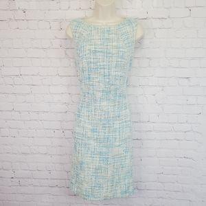 Talbots Tweed Shift Dress